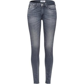 Le Temps Des Cerises Skinny-fit-Jeans POWER3 mit besonderer 3-Faser-Technology