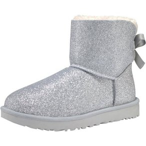 Ugg Mini Bailey Bow Sparkle Schlupfboots im trendy Glitzer-Look