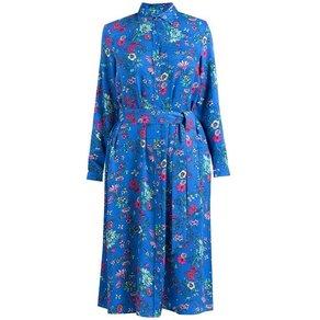 Finn Flare Kleid mit schönem Blumendruck