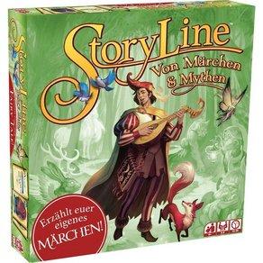 Asmodee Storyline Von Märchen und Mythen