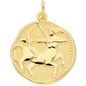 Adelia s Kettenanhänger Gold 8 k 333 Sternzeichen Anhänger Schütze 333 Gelbgold 1 82 cm
