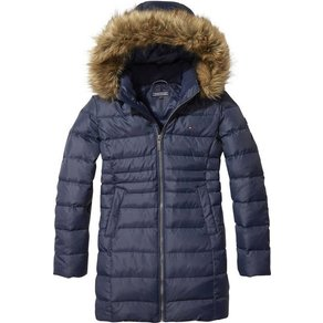Tommy Hilfiger Mantel ESSENTIAL BASIC DOWN COAT