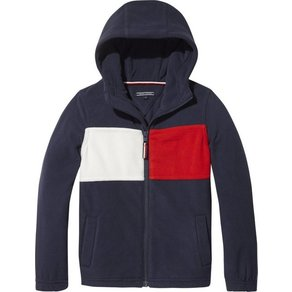 Tommy Hilfiger Sweatshirt POLAR FLEECE ZIP HOODIE