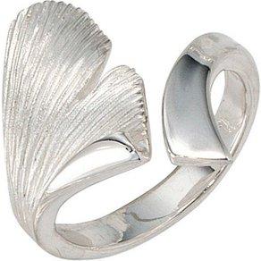 Jobo Silberring Ginko 925 Silber