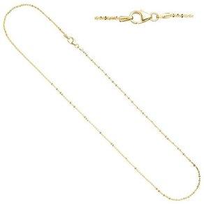 Jobo Goldkette 333 Gold 45 cm 1 3 mm