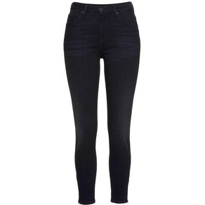 Lee Skinny-fit-Jeans Scarlett High mit Zipper am Saum