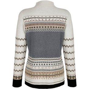 Mona Pullover im Norweger-Stil