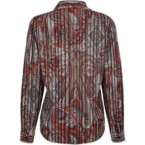 Alba Moda Bluse im ausdrucksstarken Printmix