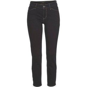 MAC Ankle-Jeans Slim Chic Neue Form mit Reissverschluss am Saum