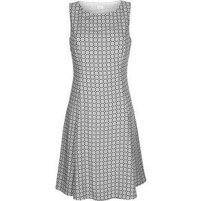 Alba Moda Kleid im femininen Mosaik Druck