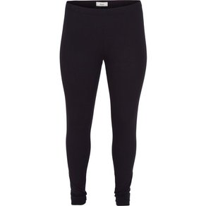 Zizzi Leggings Damen Grosse Grössen Slim Fit Basic Stretch Hose