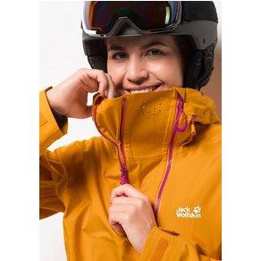 Jack Wolfskin Skijacke EXOLIGHT RANGE JACKET WOMEN