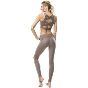 Cardio Bunny Cross-Leggings mit Itofinish Kelp-Ende