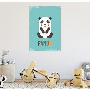 Posterlounge Wandbild Petit Griffin Baby Panda für das Kinderzimmer