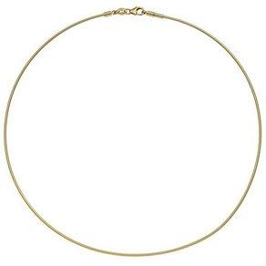 Jobo Halsreif 585 Gold 42 cm