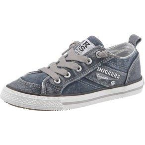 Dockers by Gerli Sneaker mit Gummizug und Zierschnürung