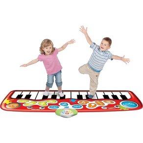 WINFUN Jumbo Pianomatte Step-to-Play