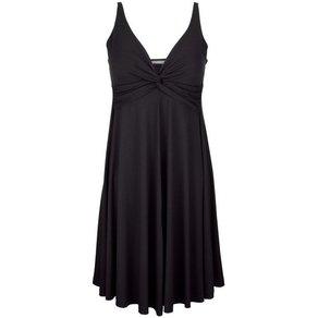 Alba Moda Kleid mit Wickel-Optik
