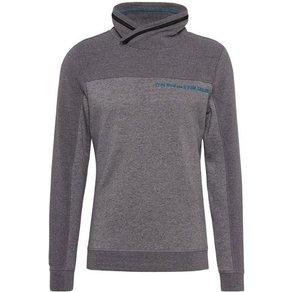 TOM TAILOR Sweater Sweatshirt mit Reissverschluss