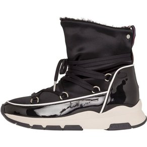 Tommy Hilfiger Boot COOL TECHNICAL SATIN WINTER BOOT