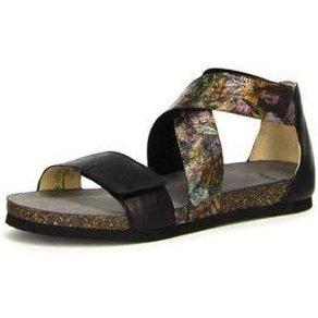 Think! Shik Sandale mit Elastik-Riemchen