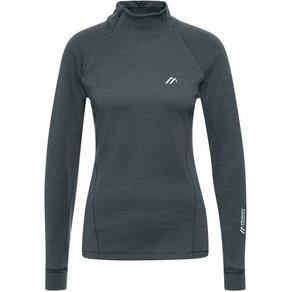 maier sports Maier Sports Langarmshirt Dammkar Shirt für Ski und Wintersport