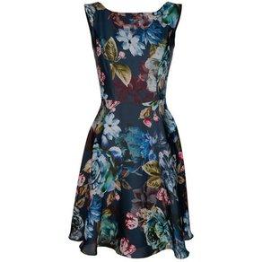 Alba Moda Druckkleid in schönem Blumenprint