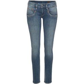Herrlicher Slim-fit-Jeans SHYRA SLIM Low Waist Power-Stretch