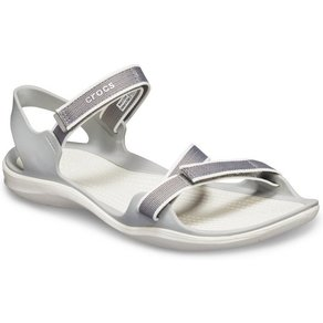 Crocs Swiftwater Webbing Sandal W Sandale mit Riemchen