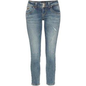 LTB Skinny-fit-Jeans SENTA mit besonderen Steppnähten an Taschen vorne