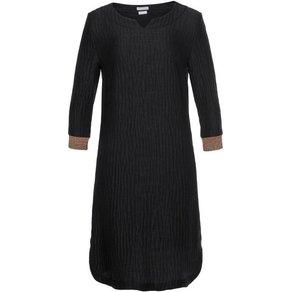 CLAIRE WOMAN Jerseykleid DARLA mit leicht glänzender Struktur