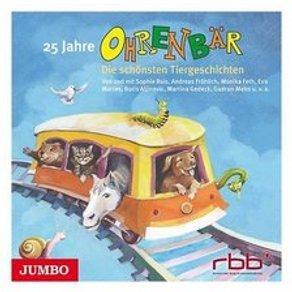 JUMBO Verlag CD Ohrenbär -25 Jahre- Die schönsten Tiergeschichten