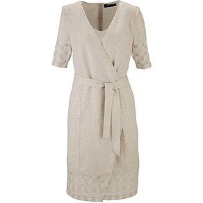 heine TIMELESS Kleid aus Leinen