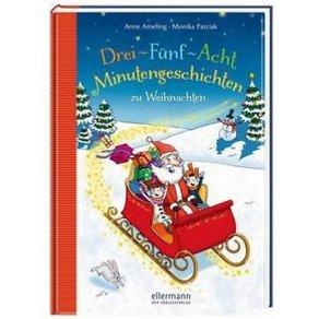 Oetinger 3-5-8 Minutengeschichten zu Weihnachten