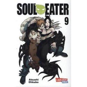 Carlsen Verlag Soul Eater Band 9