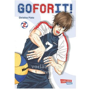 Carlsen Verlag GoForIt Band 2
