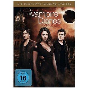Warner Home Video DVD The Vampire Diaries Die komplette sechste Staffel 5 D