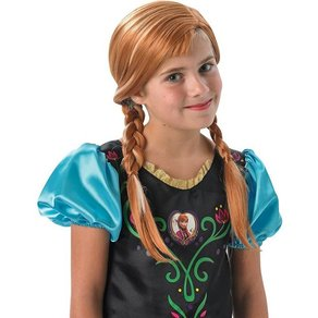 Rubie s Perücke Eiskönigin Anna
