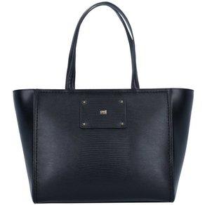 Roberto Cavalli Class Dahlia Shopper Tasche Leder 33 cm