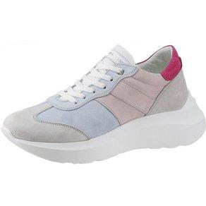 NOCLAIM Sneaker in zarten Pastell-Look