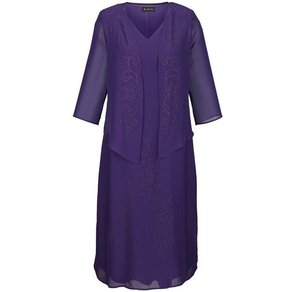 m collection Set Kleid und Bolero