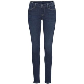 Pepe Jeans Skinny-fit-Jeans SOHO mit Stickerei auf Backpocket