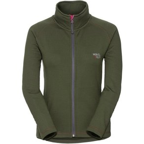 Merkel Gear Fleecejacke Paläarktis Ground Ladies