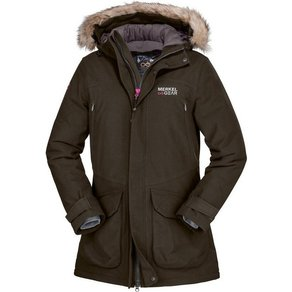 Merkel Gear Damen Winterjacke Expedition WNTR Parka Women