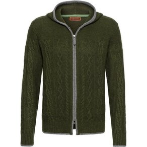 Reitmayer Strickjacke mit Kapuze
