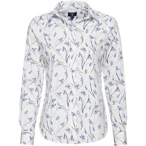 Gant Bluse mit Blumendruck