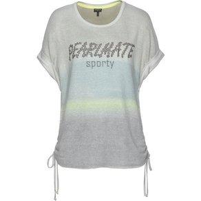 Sportalm Kitzbühel Rundhalsshirt mit trendigem Farbverlauf