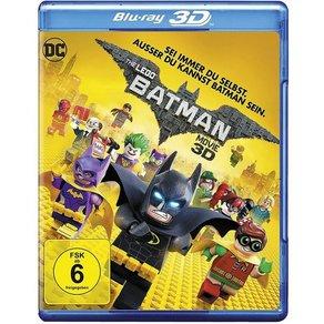 LEGO BLU-RAY The Batman Movie 3D
