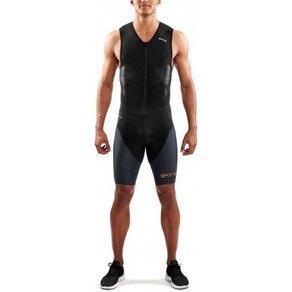 Skins Triathlonbekleidung DNAmic Triathlon uit Men with Front Zip