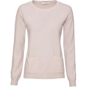 IN LINEA Cashmere-Pullover mit Taschen